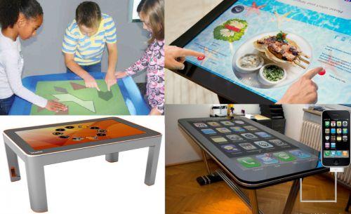 Интерактивный стол!
